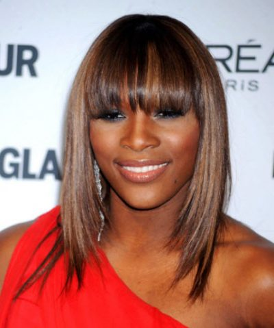 Serena Williams height and weight 2016