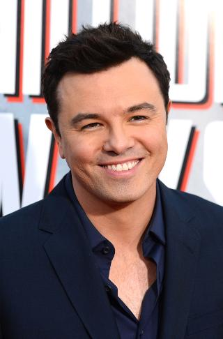 Seth Macfarlane upcoming films birthday date affairs