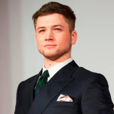 Taron Egerton girlfriend age biography