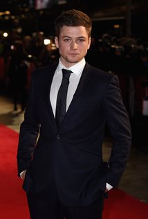 Taron Egerton height and weight 2016