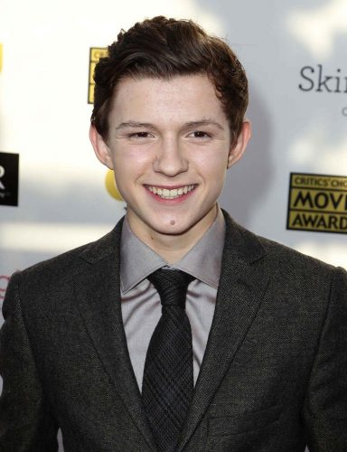 Tom Holland girlfriend age biography
