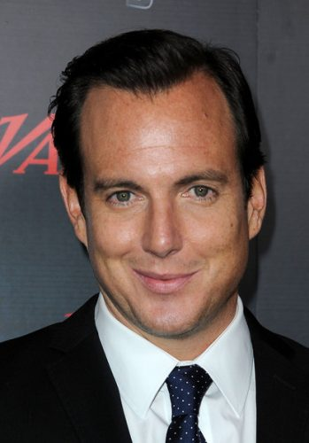 Will Arnett Chest Biceps size