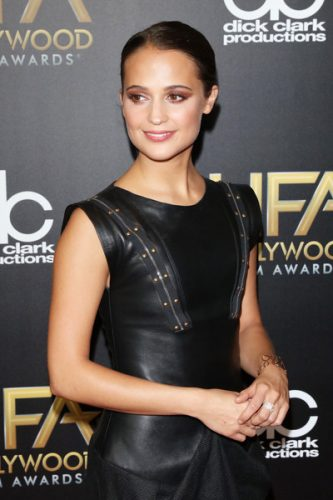 Alicia Vikander Measurements, Height, Weight, Bra Size, Age, Wiki