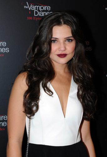 Danielle Campbell height and weight 2016