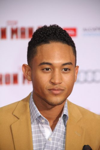 Tahj Mowry height and weight 2016