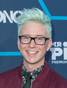 Tyler Oakley Chest Biceps size