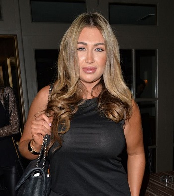 Lauren Goodger height and weight 2016
