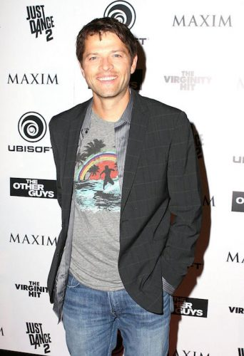 Misha Collins Height, Weight, Age, Biceps Size, Body Stats