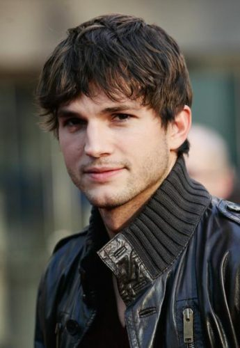 Ashton Kutcher height and weight 2016
