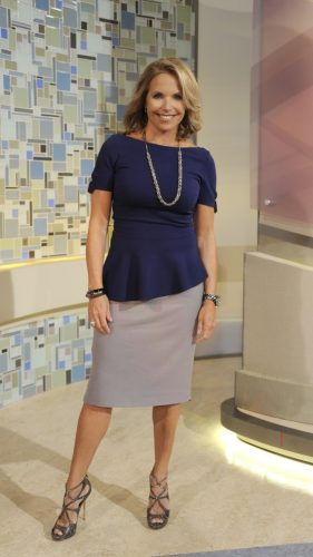 Katie Couric Boyfriend, Age, Biography