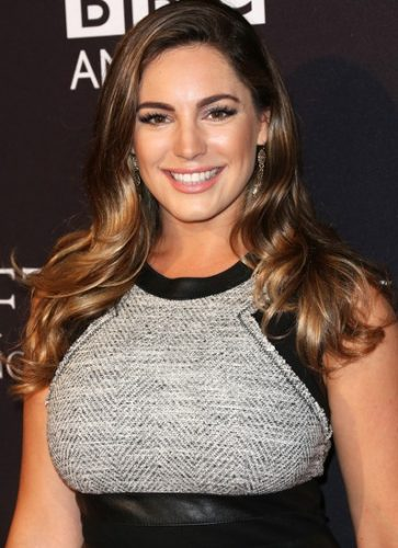 Kelly Brook height and weight 2016