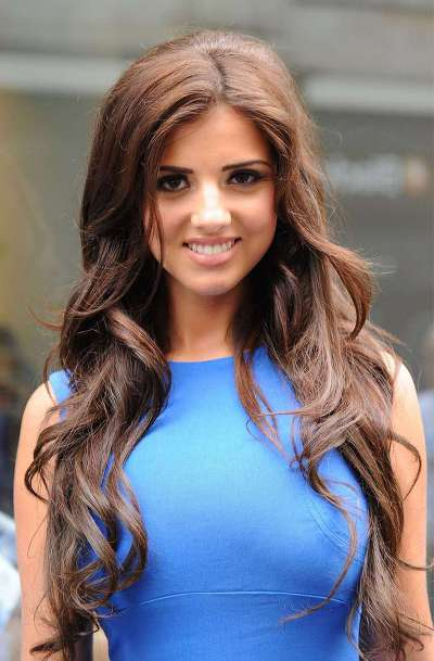 Lucy Mecklenburgh height and weight 2016