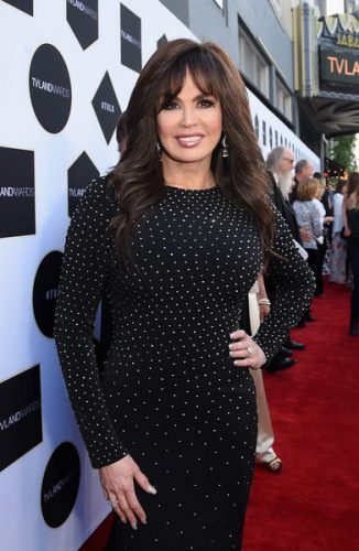 Marie Osmond height and weight 2016