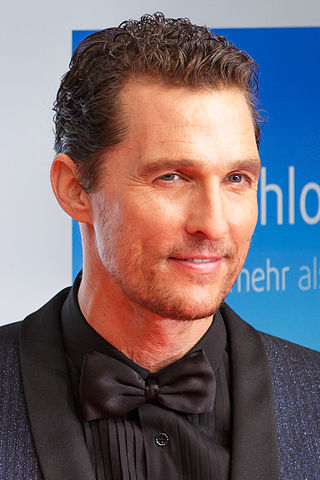 Matthew McConaughey upcoming films birthday date affairs