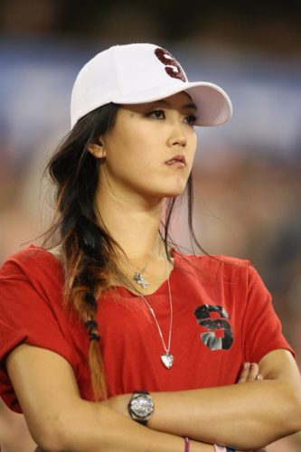 Michelle Wie height and weight 2016