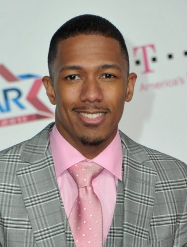 Nick Cannon Chest Biceps size