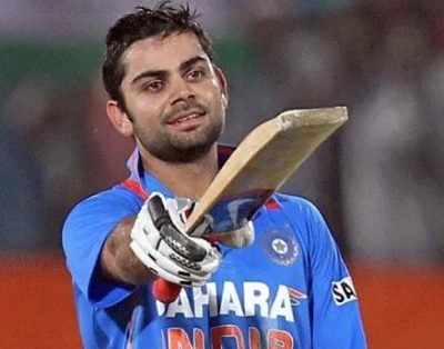 Virat Kohli height and weight 2016