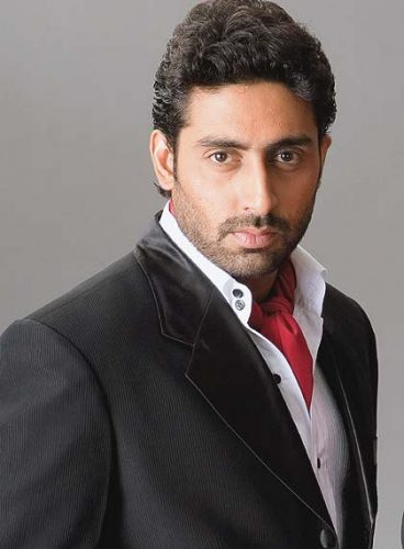 Abhishek Bachchan Chest Biceps size