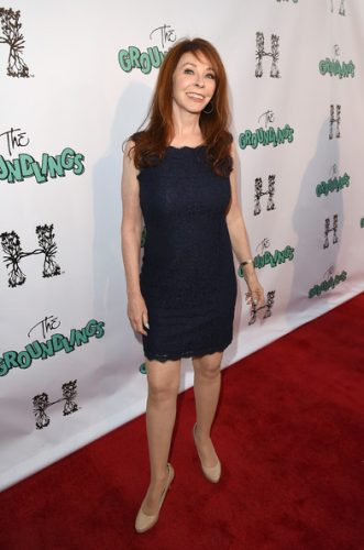 Cassandra Peterson height and weight