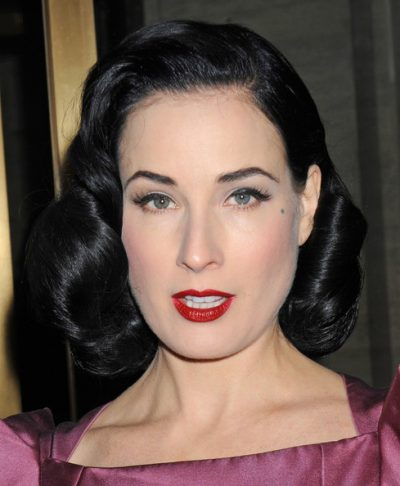 Dita Von Teese Upcoming films,Birthday date,Affairs