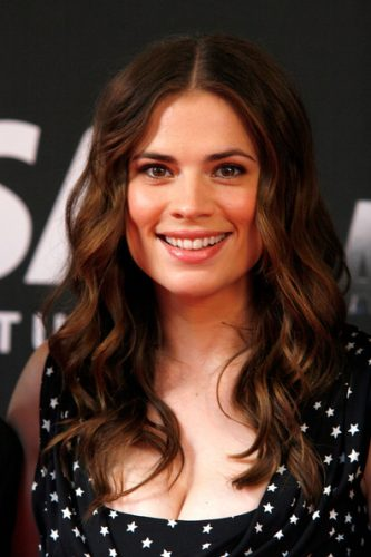 Hayley Atwell height and weight
