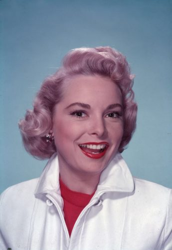 Janet Leigh height and weight