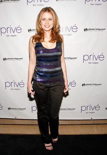 Jenna Fischer height and weight