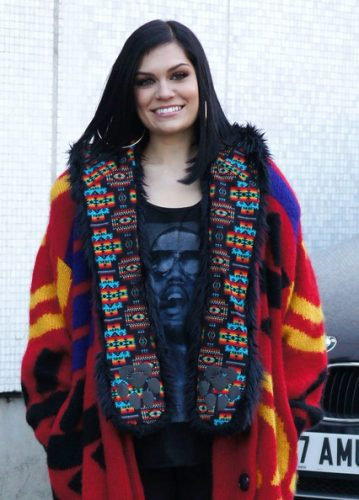 Jessie J height and weight 2016