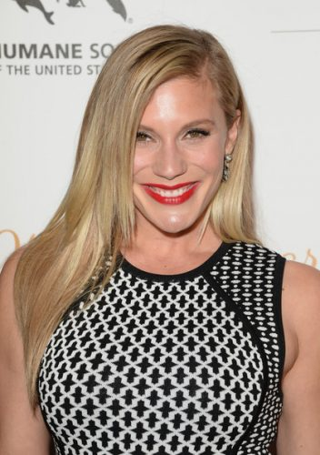 Katee Sackhoff height and weight
