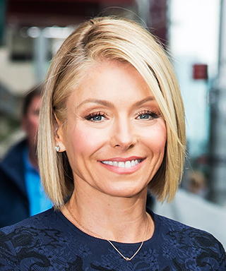 Kelly Ripa height and weight