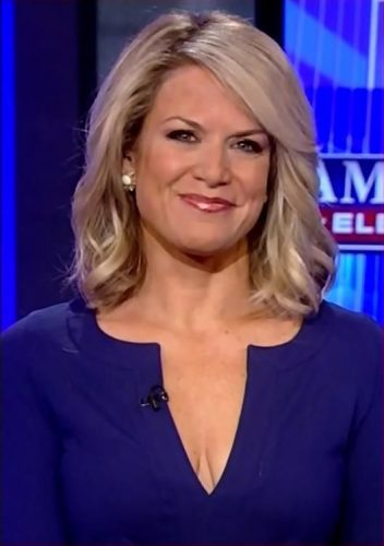 Martha MacCallum Measurements, Height, Weight, Bra Size, Age, Wiki