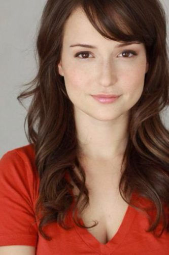 Milana Vayntrub height and weight 2016