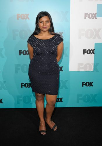 Mindy Kaling height and weight 2016