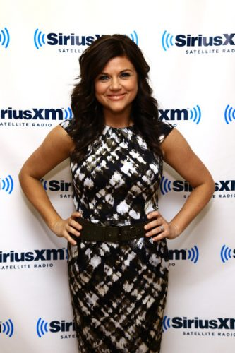 Tiffani Thiessen height and weight