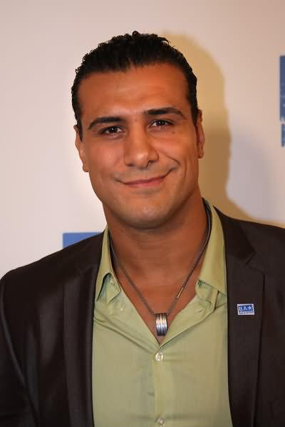 Alberto Del Rio Height, Weight, Age, Biceps Size, Body Stats