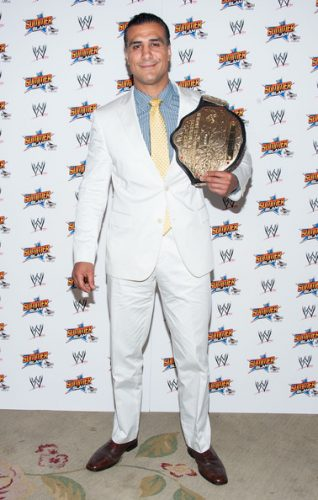 Alberto Del Rio height and weight 2016
