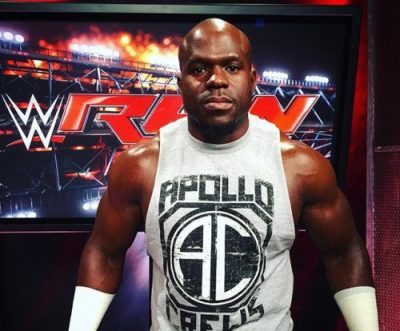 Apollo Crews Height, Weight, Age, Biceps Size, Body Stats