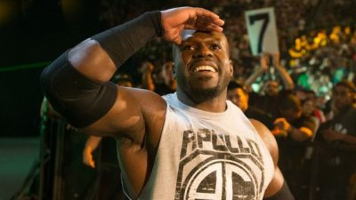Apollo Crews girlfriend age biography