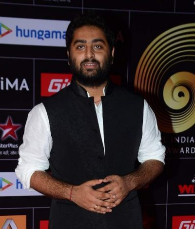 Arijit Singh height and weight 2016