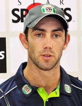 Glenn Maxwell girlfriend age biography