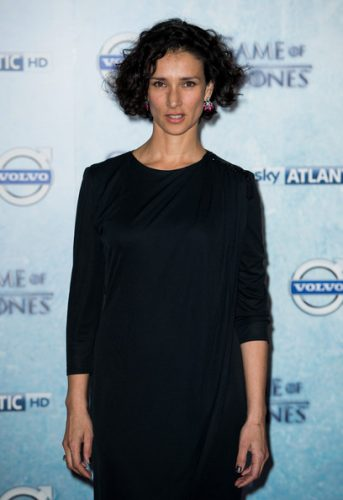 Indira Varma (Niobe of the Voreni) Boyfriend, Age, Biography