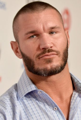Randy Orton height and weight 2016