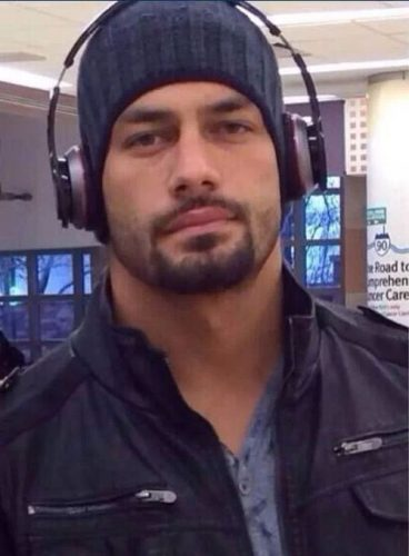 Roman Reigns Height, Weight, Age, Biceps Size, Body Stats