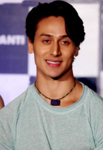 Tiger Shroff height and weight 2016