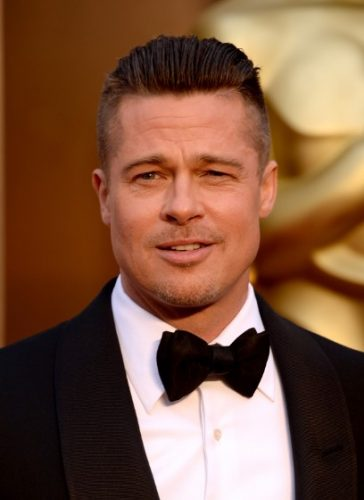 Brad Pitt girlfriend age biography