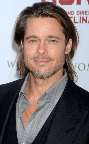 Brad Pitt upcoming films birthday date affairs