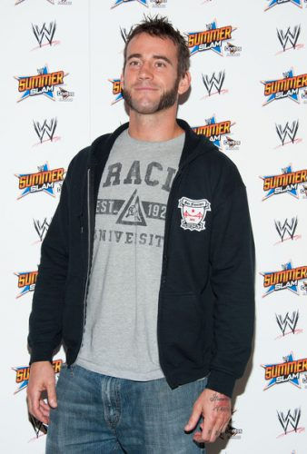 CM Punk Height, Weight, Age, Biceps Size, Body Stats