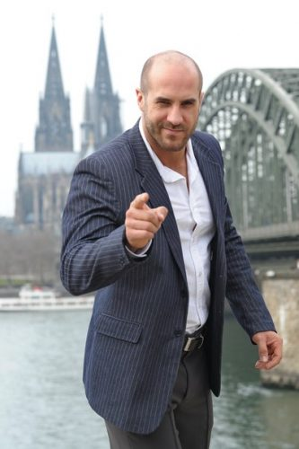 Cesaro upcoming films birthday date affairs