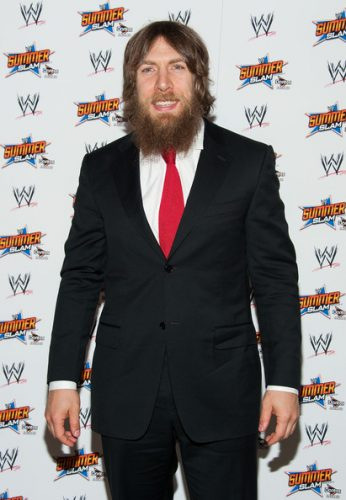 Daniel Bryan Chest Biceps size
