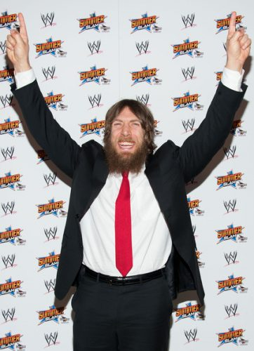 Daniel Bryan girlfriend age biography